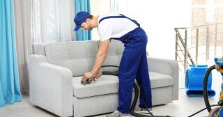 Химчистка дивана в Киеве